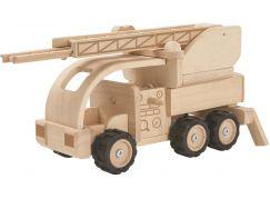PlanToys Hasičské auto speciální edice