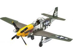 Revell Plastic ModelKit letadlo 03944 P-51D-5NA Mustang 1:32
