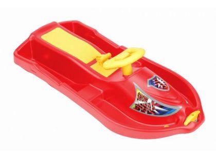 Plastkon Boby Snow Formule - Červené