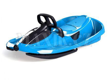 Plastkon Řiditelný bob Stratos modrý