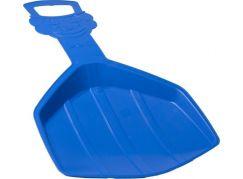Plastkon Lopata sáňk.Klaun modrá