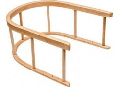 Plastkon Opěrka k saním dřevěná