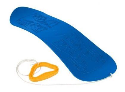 Plastkon Snowboard Skyboard modrý