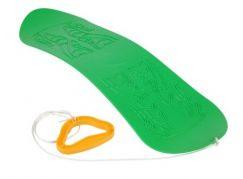 Plastkon Snowboard Skyboard zelený