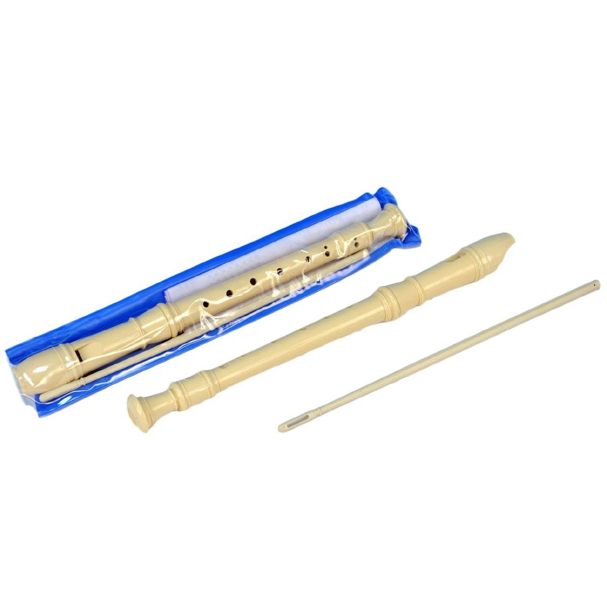 Plastová flétna 33cm