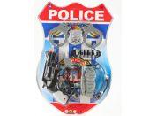 Plastová sada pro malého policistu
