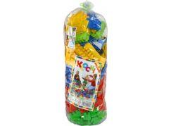 Plastové kostky 200 ks v pytli