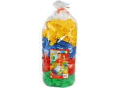 Plastové kostky 300 ks v pytli