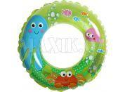 Plavací kruh Ocean Intex 59242 - Zelená