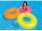Plavací kruh 91cm Neon Frost Intex 59262 - Oranžová 2
