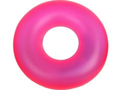 Plavací kruh 91cm Neon Frost Intex 59262 - Růžová