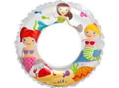 Plavací kruh Ocean Intex 59242 - Bílá