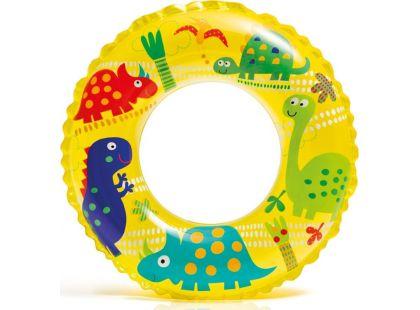 Plavací kruh Ocean Intex 59242 - Žlutá
