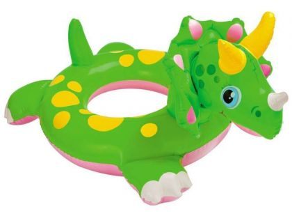Plavací kruh Zvířátka Intex 58221 - Dinosaur