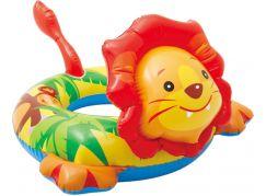 Plavací kruh Zvířátka Intex 58221 - Lev