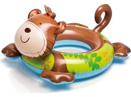 Plavací kruh Zvířátka Intex 58221 - Opička