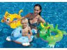 Plavací kruh Zvířátka Intex 58221 - Žába 3
