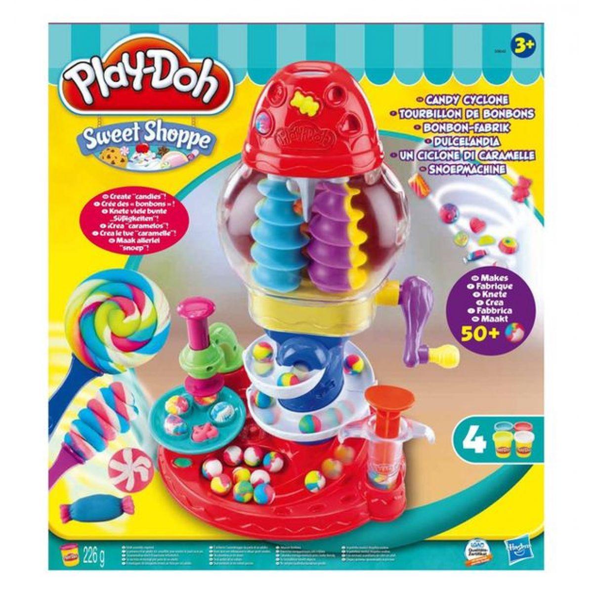 Play-Doh Bonbónová smršť