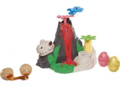 Play-Doh Dinosaurus na ostrově