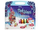 Play-Doh DohVinci Dekorovací květinová věž 5