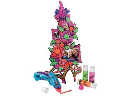 Play-Doh DohVinci Dekorovací květinová věž