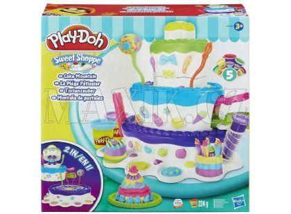 Play-Doh Dortová hora