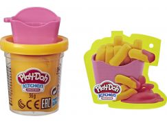 Play-Doh dvojbarevný kelímek hranolky