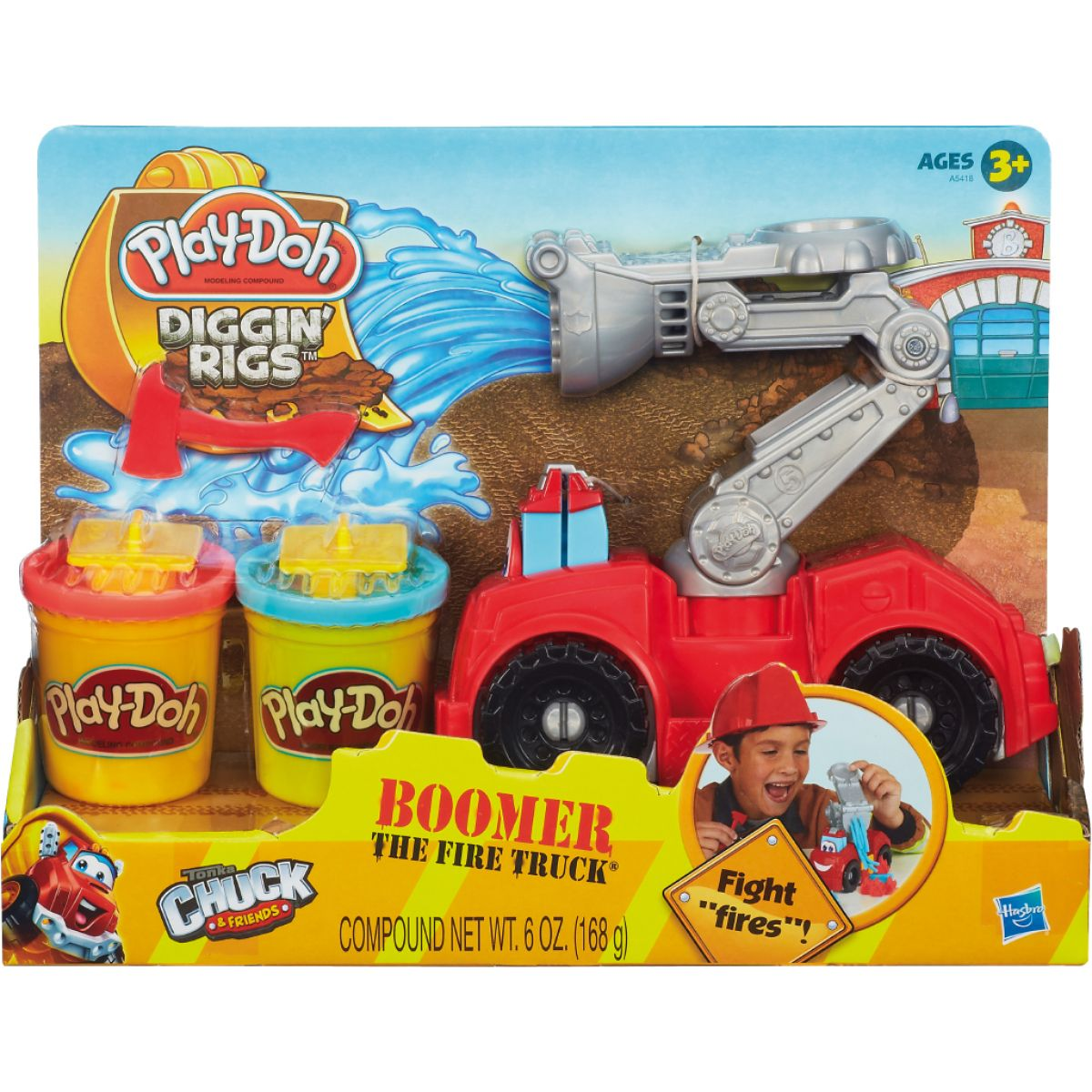 Play-Doh Hasičské auto Boomer