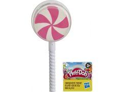 Play-Doh Lízátko růžovo-bílé