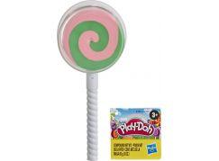 Play-Doh Lízátko růžovo-zelená spirála