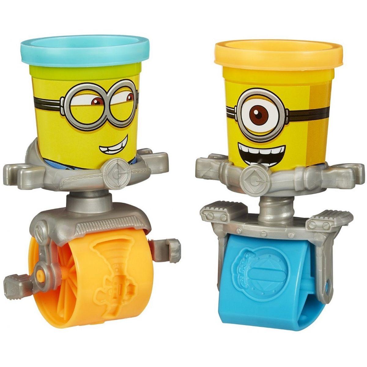 Play-Doh Mimoni Tiskni a jeď