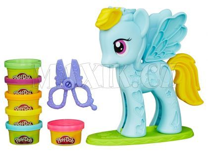 Play-Doh My Little pony Stylistický salón