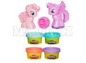 Play-Doh My Little pony Vytlačovátka ve tvaru poníků
