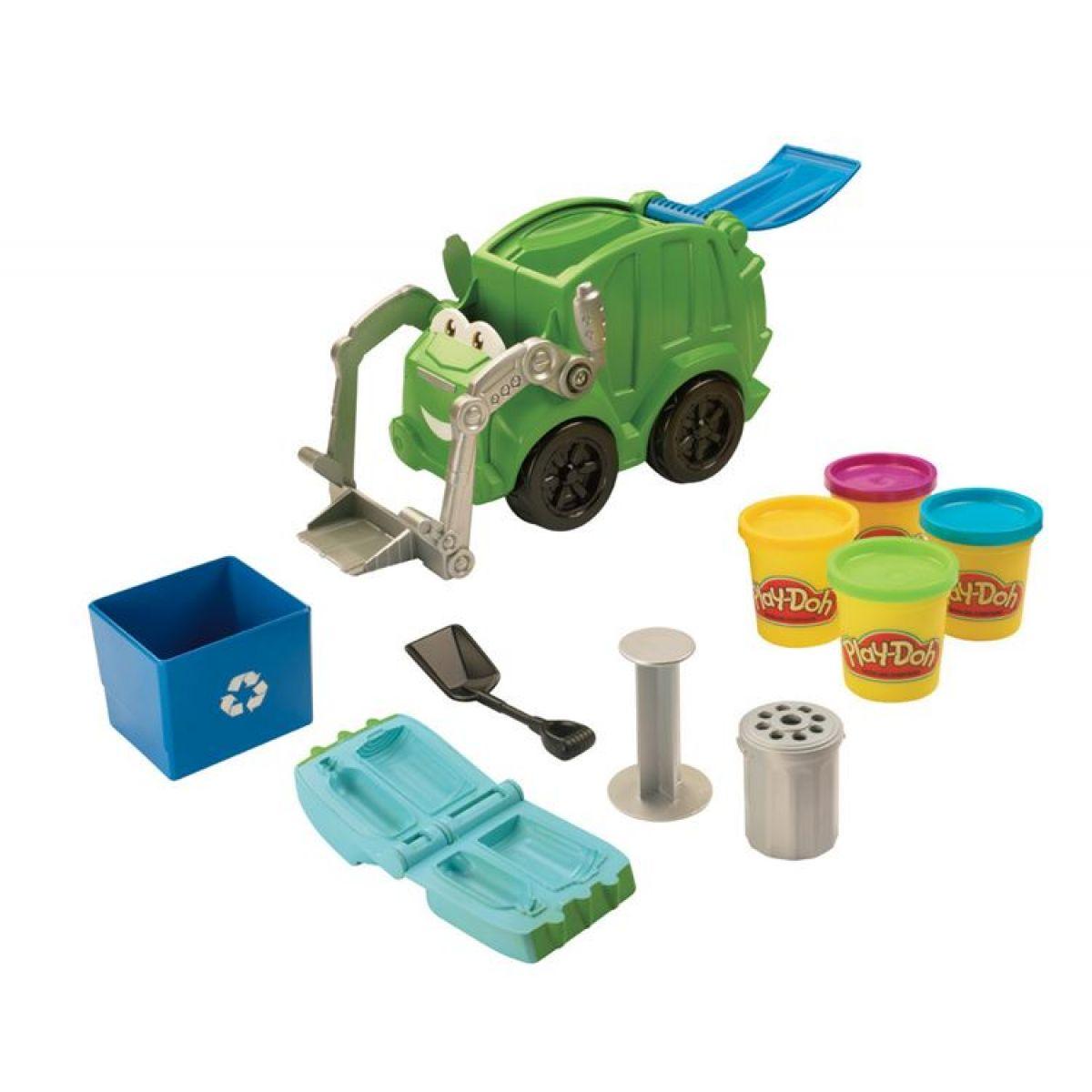 Play-Doh Popelářské auto