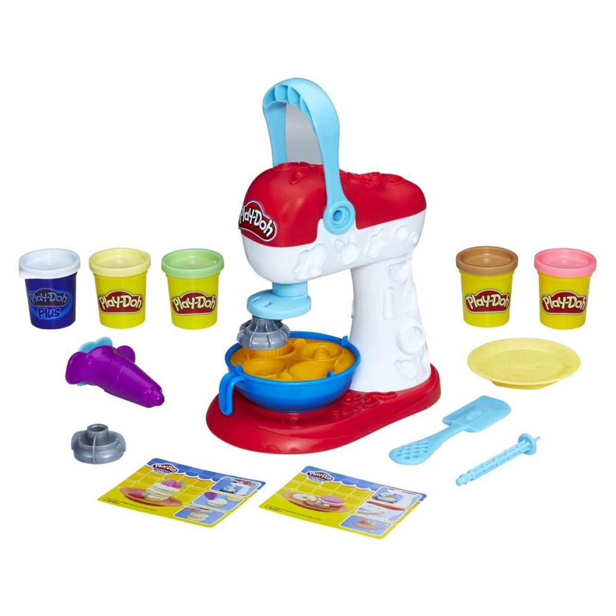 Play-Doh Rotační mixér - Poškozený obal