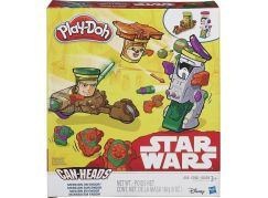 Play-Doh Star Wars Vozidla dvojbalení - Mission on Endor