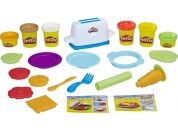 Play-Doh Toaster Creation