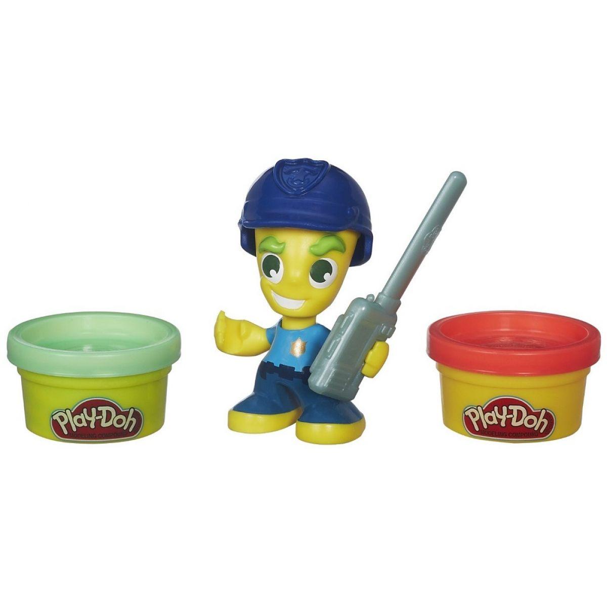 Play-Doh Town figurka - Policista