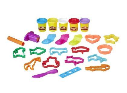 Play-Doh Velký box s modelínou a vykrajovátky