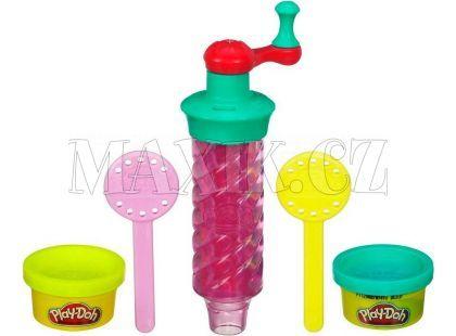 Play-Doh výroba cukrovinek - Výroba lízátek