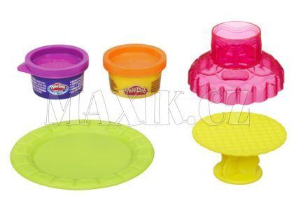 Play-Doh výroba cukrovinek - Zdobení kytičkami A1119