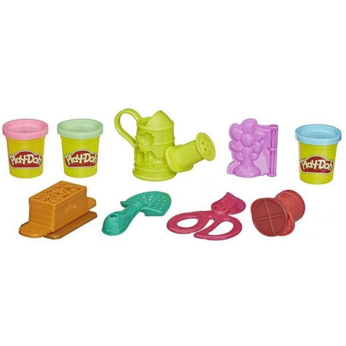 Play-Doh Zahradnické náčiní