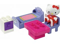 PlayBIG Bloxx Hello Kitty Starter set ložnice