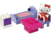 PlayBIG Bloxx Hello Kitty Starter set ložnice