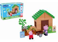 PlayBig Bloxx Peppa Pig Zahrádka