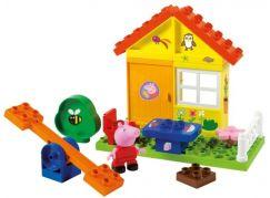 PlayBig Bloxx Peppa Pig zahradní domek - Poškozený obal