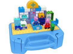 PlayBloxx Peppa Pig Sada s kufříkem