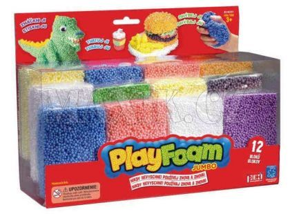 PlayFoam Jumbo 12 bloků