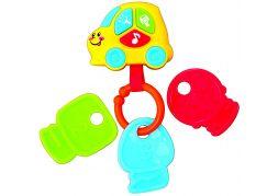 Playgo Aktivity s klíčky a autíčkem