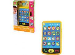 Playgo Dětský první telefon Žlutý